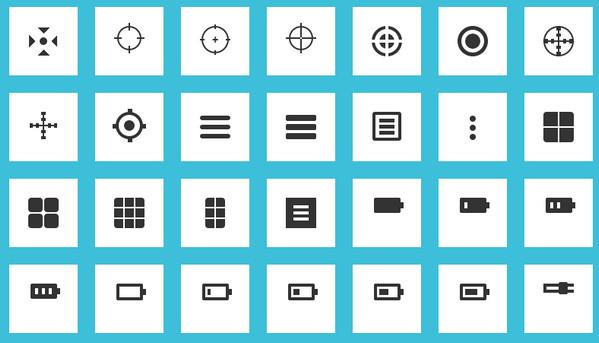 CSS3 Icons