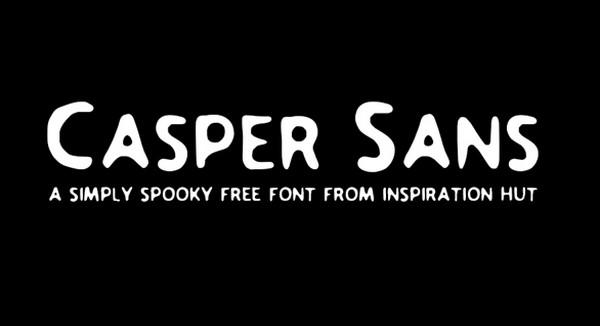 Casper Sans by Tom Chalky
