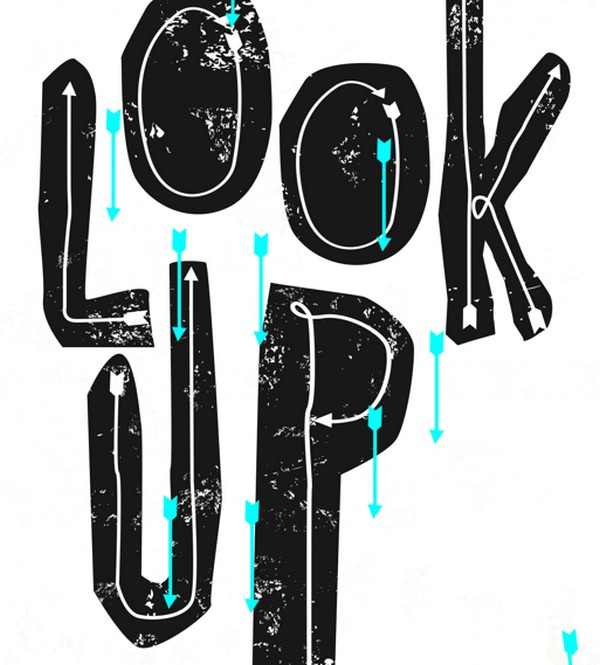 Look Up by filiz sahin