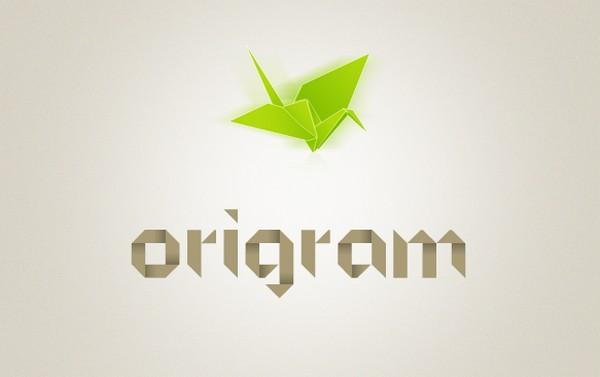 Origram Font by jagdeep Singh