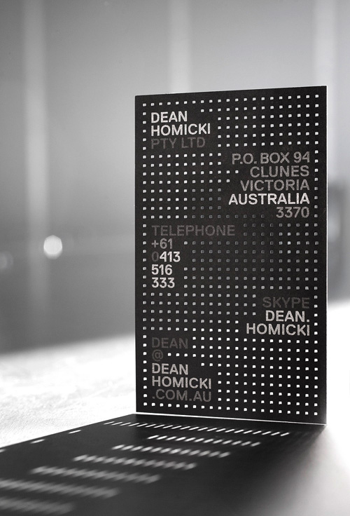inspiring business cards showcase creative examples