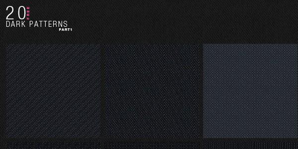 20 Dark patterns