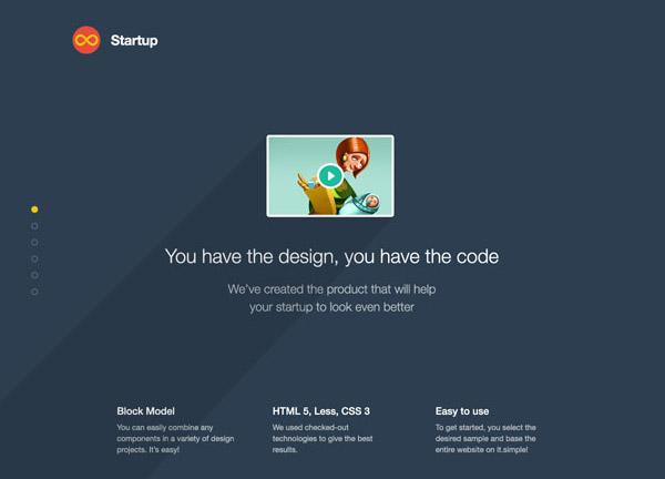 20 Responsive HTML/CSS Website Templates – eWebDesign