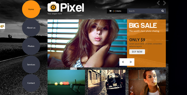 Z Pixel – Creative Portfolio