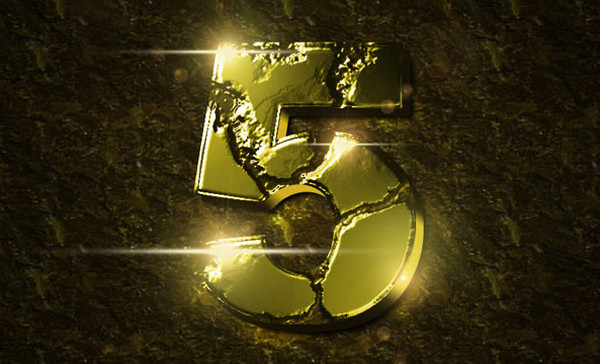 Create an Advanced Eroded Gold Effect in Photoshop