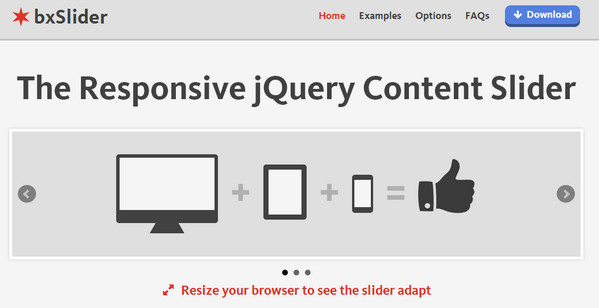 Free Jquery Carousels Content And Range Sliders Ewebdesign