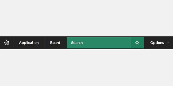 Drop Down Menu with Search Box