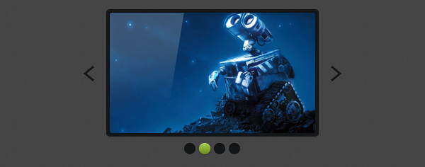 Image Slider using jQuery and CSS3