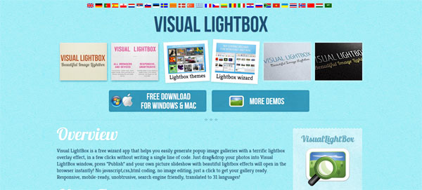 VisualLightBox