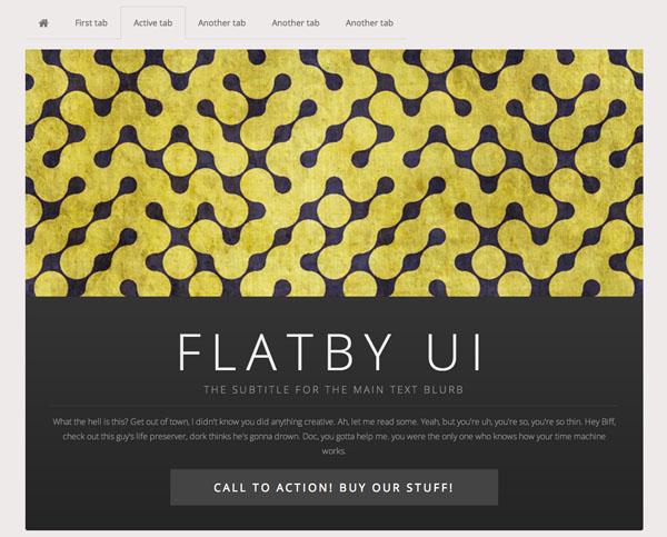 Flatby UI