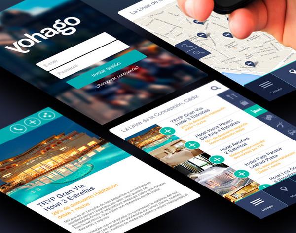 App Yohago Descuentos by Patricia Campuzano