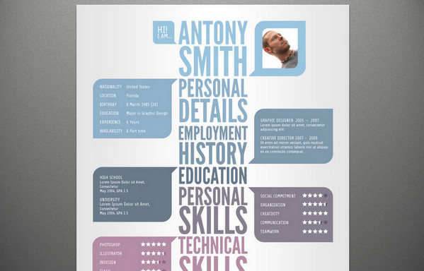 neat and engaging free resume templates  u2013 ewebdesign