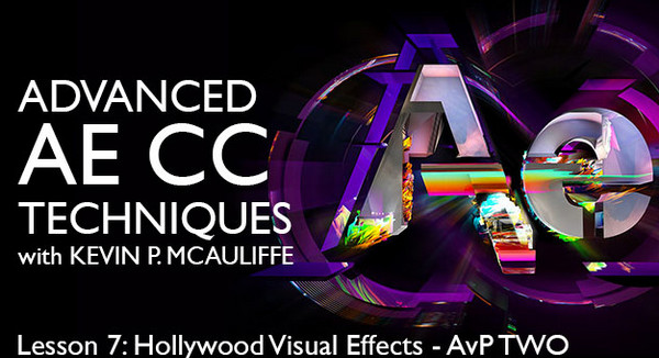 Advanced AECC Techniques - Hollywood Visual Effects