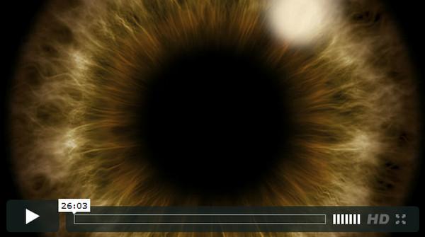 After Effects Human Iris