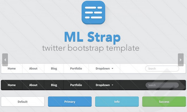 Collection of Free Twitter Bootstrap Templates and Themes