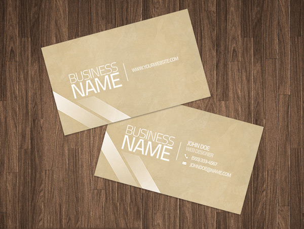 13 good to go free business cards templates ewebdesign clean business card psd reheart Images
