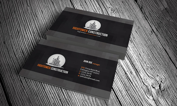 13 good to go free business cards templates ewebdesign creative elegant corporate business card reheart Images
