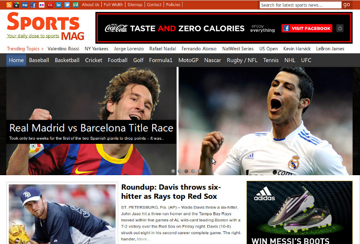 10 Best WordPress Themes For Launching Your Sports Website – eWebDesign