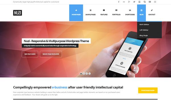 Premium Responsive Business WordPress Themes – eWebDesign