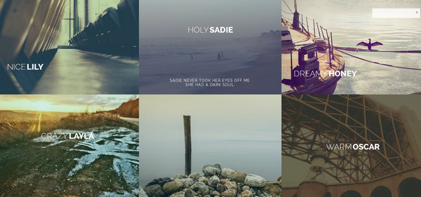 Embellish Your Gallery List With Free CSS & JS Image Hover