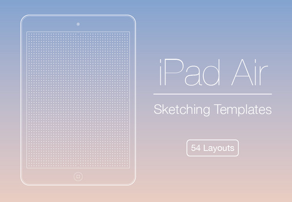 ipad air app interfaces made easy with this matchless professional and substantial collection it contains more than 50 helpful properly crafted layouts - Wireframe Ipad