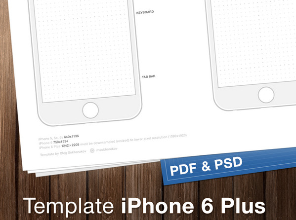 iphone 6 wireframes by oleg sukhorukov - Ipad App Wireframe