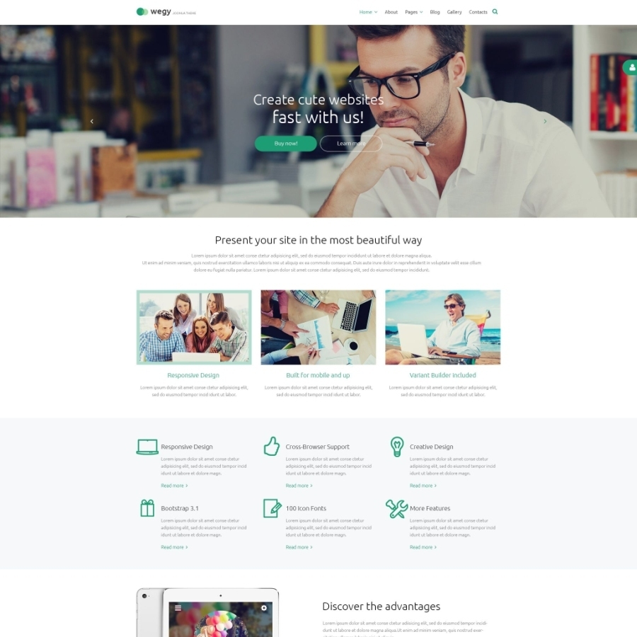 30 Impressive Joomla Templates That Will Make You Love This CMS ...