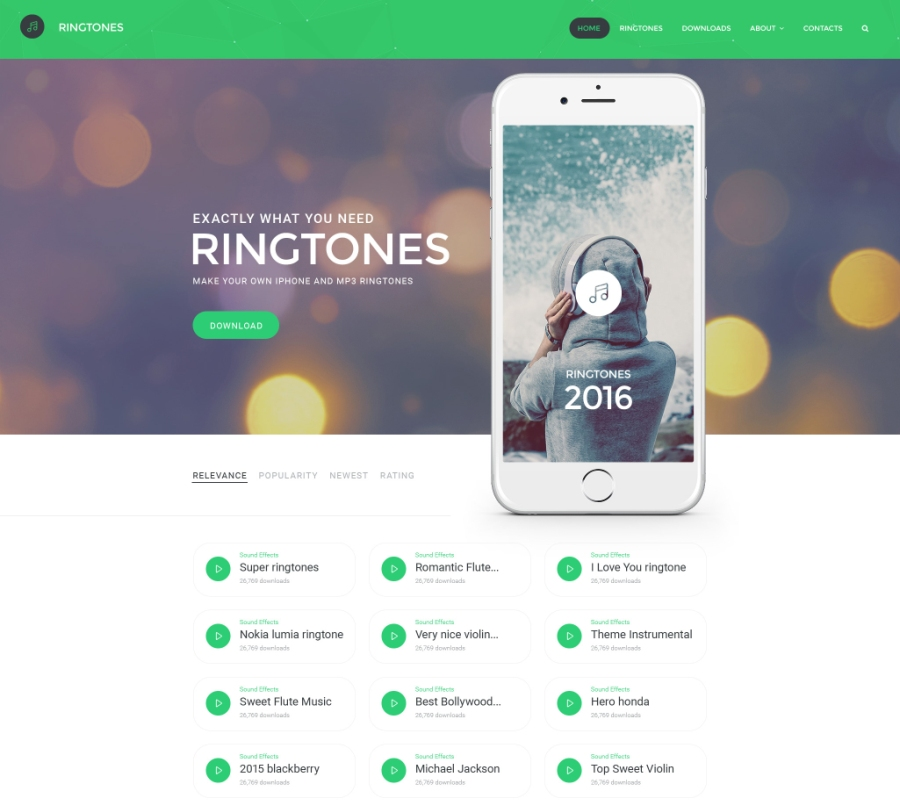 19-ringtones
