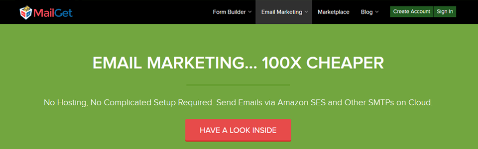 MailGet Email Marketing