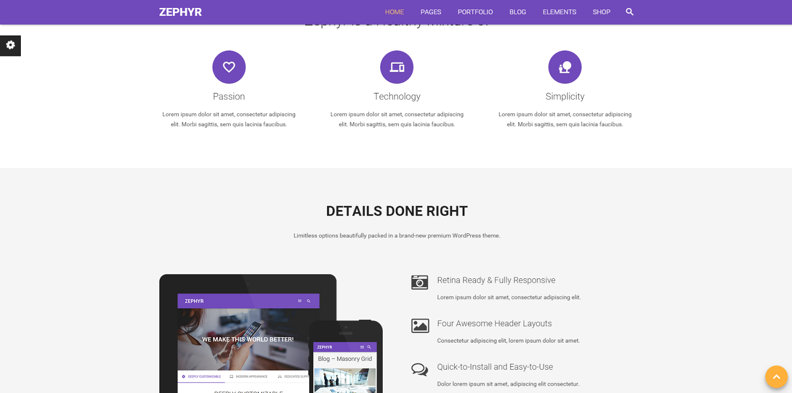 Top 15 Material Design Themes Ewebdesign